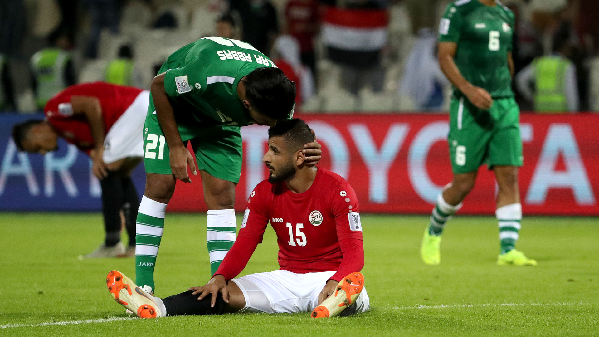 Yemen Asian Cup 2019