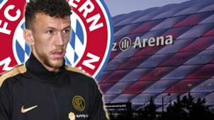 Ivan Perisic FC Bayern