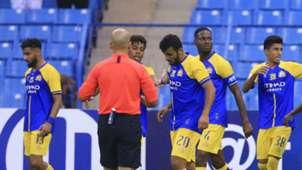 Al Nassr Al Wahda AFC CL
