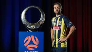 Tommy Oar Central Coast Mariners
