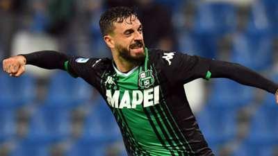 Francesco Caputo Sassuolo 2019-20