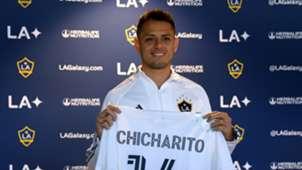 Javier Hernandez LA Galaxy 2020