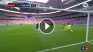 play gol Alexis Arsenal Chelsea 2017 final FA Cup