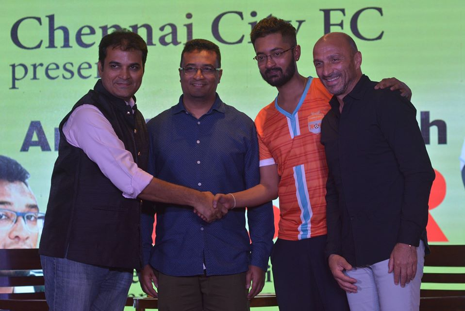 Tapping into FC Basel's expertise, Chennai City FC are building an exciting grassroots programme!