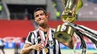 Cristiano Ronaldo Coppa Italia Juventus 2020-21