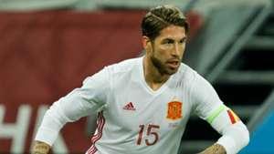 Sergio Ramos Spain 14112017