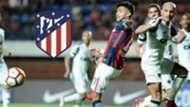 Paulo Díaz ¿Atlético? 2018