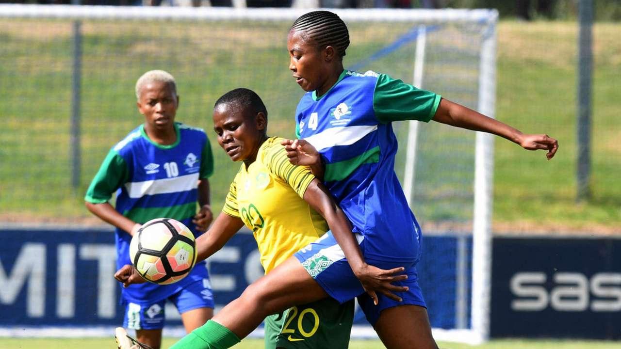 Banyana vs Lesotho