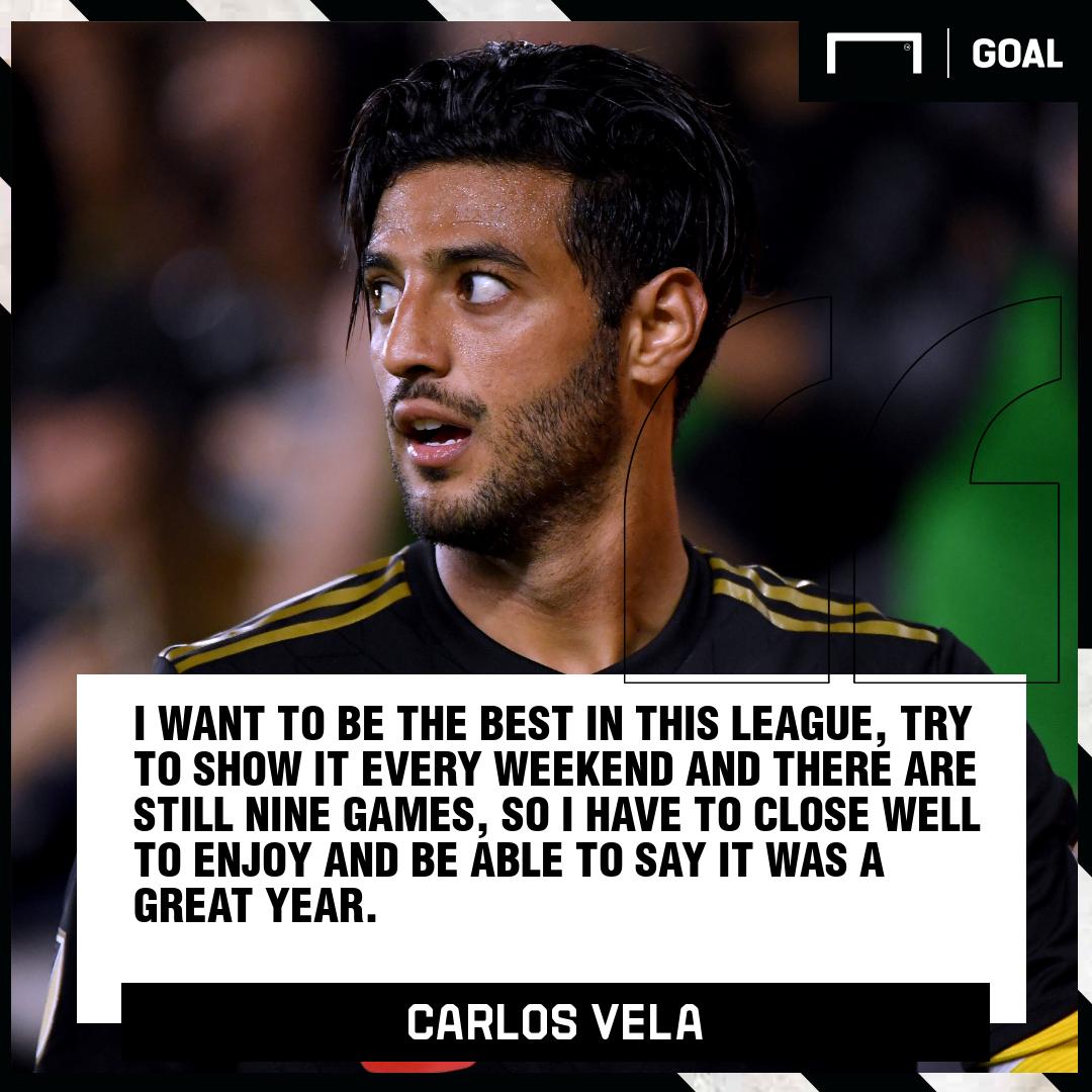 Carlos Vela quote gfx