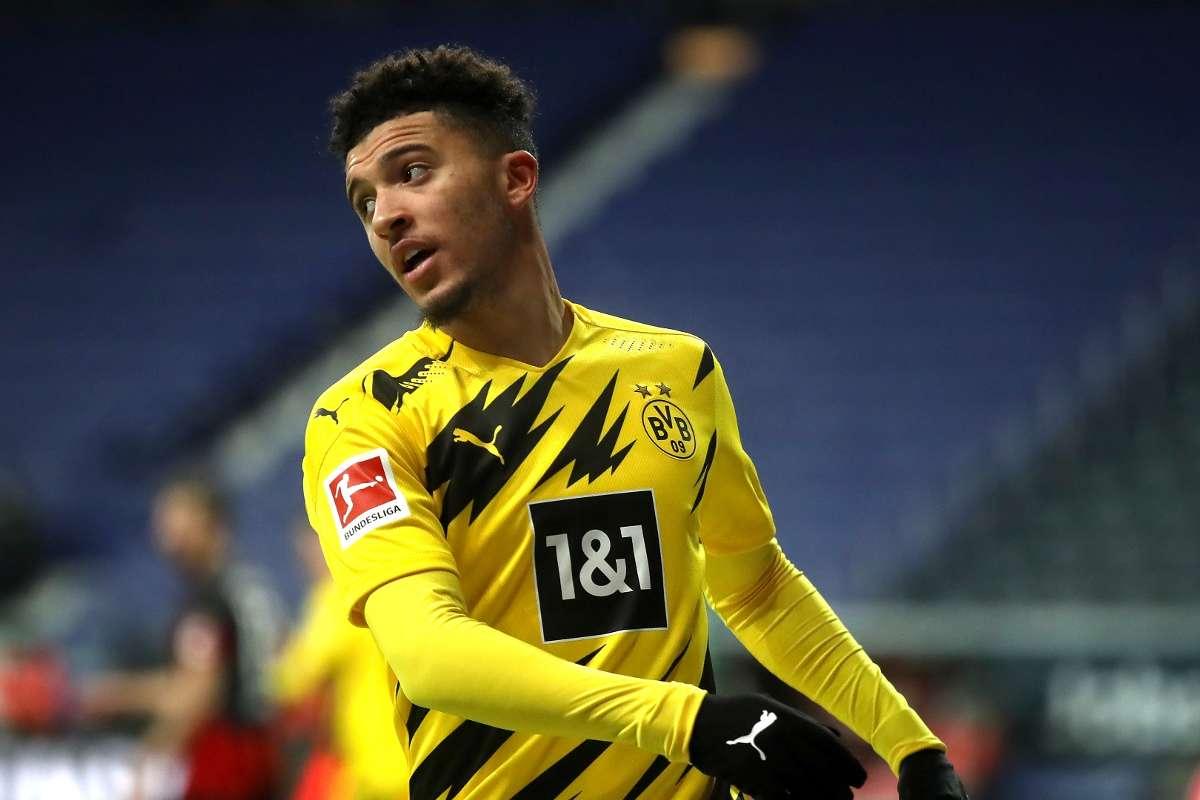 Do Man City have a buy-back clause for Dortmund star Jadon Sancho? |  Goal.com