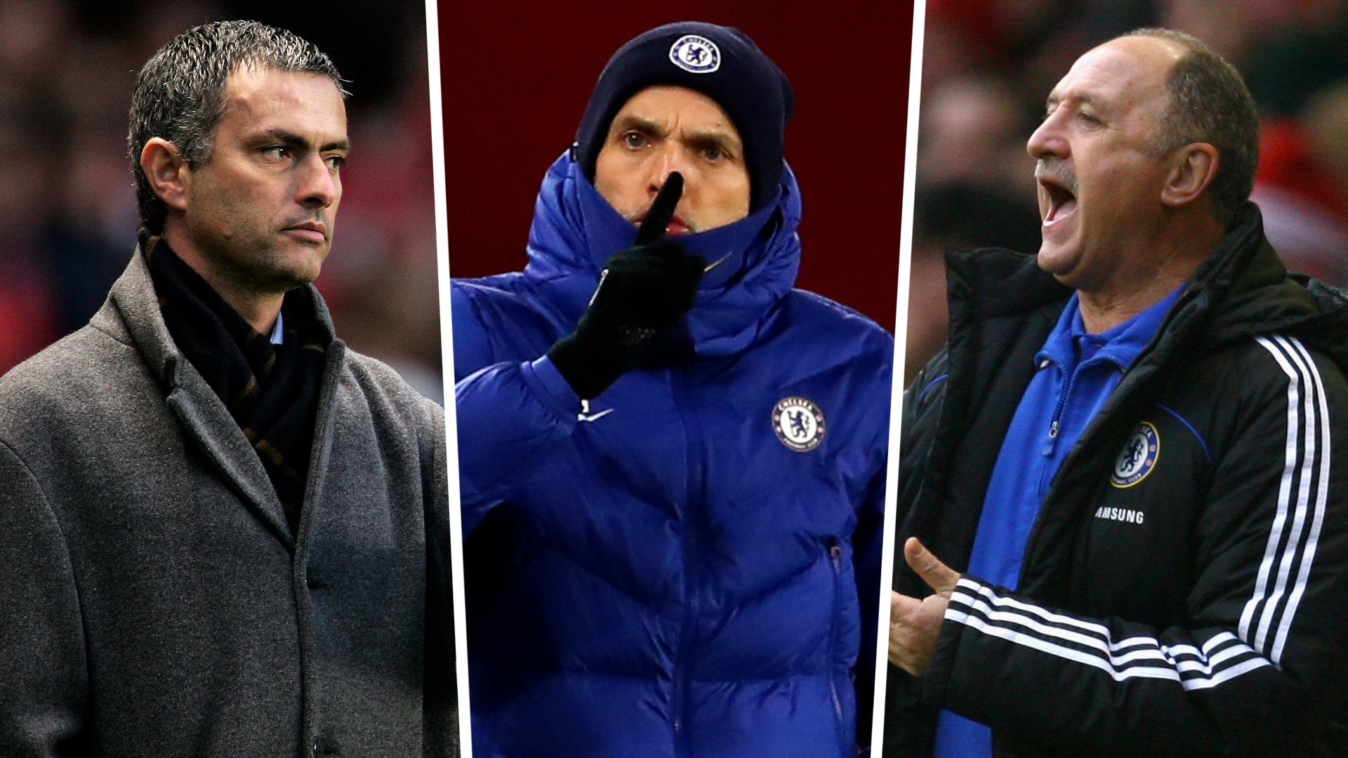 Tuchel matches Chelsea records of Scolari & Mourinho in 12-game unbeaten start