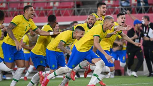 How to watch Brazil vs Spain in Olympics 2020 Final from India?   Goal.com