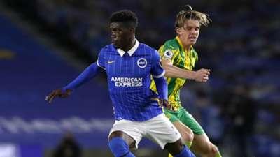 Yves Bissouma - Brighton and Hove Albion