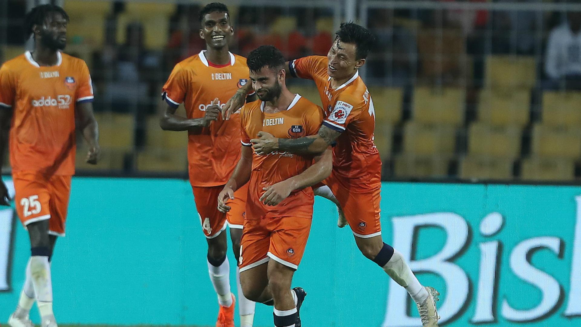 Hugo Boumous FC Goa Mumbai City ISL 6