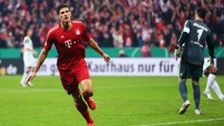 Bayern München Mario Gomez 16042013