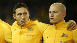 Mark Milligan Socceroos