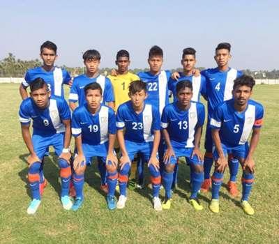 AIFF Elite Academy 2017