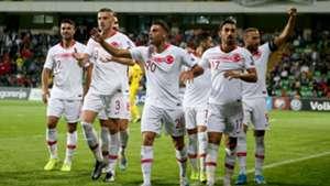Moldova v Turkey EURO 2020 Qualifications 09102019