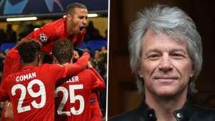 Bayern Munich Bon Jovi