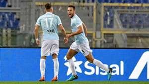 Stefan De Vrij Ciro Immobile Lazio Fiorentina