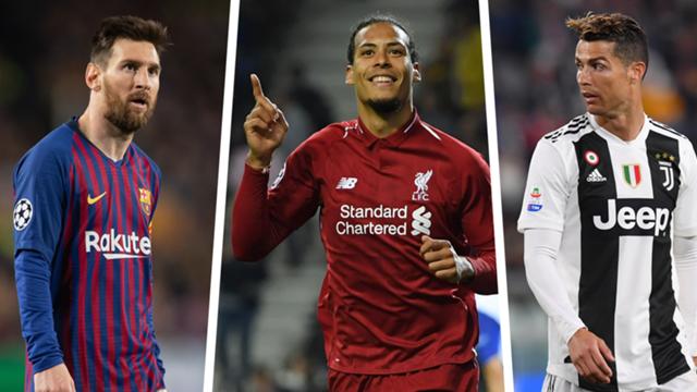 new arrival 6ff87 eb13e Who will win Ballon d'Or 2019? Van Dijk, Messi, Ronaldo ...