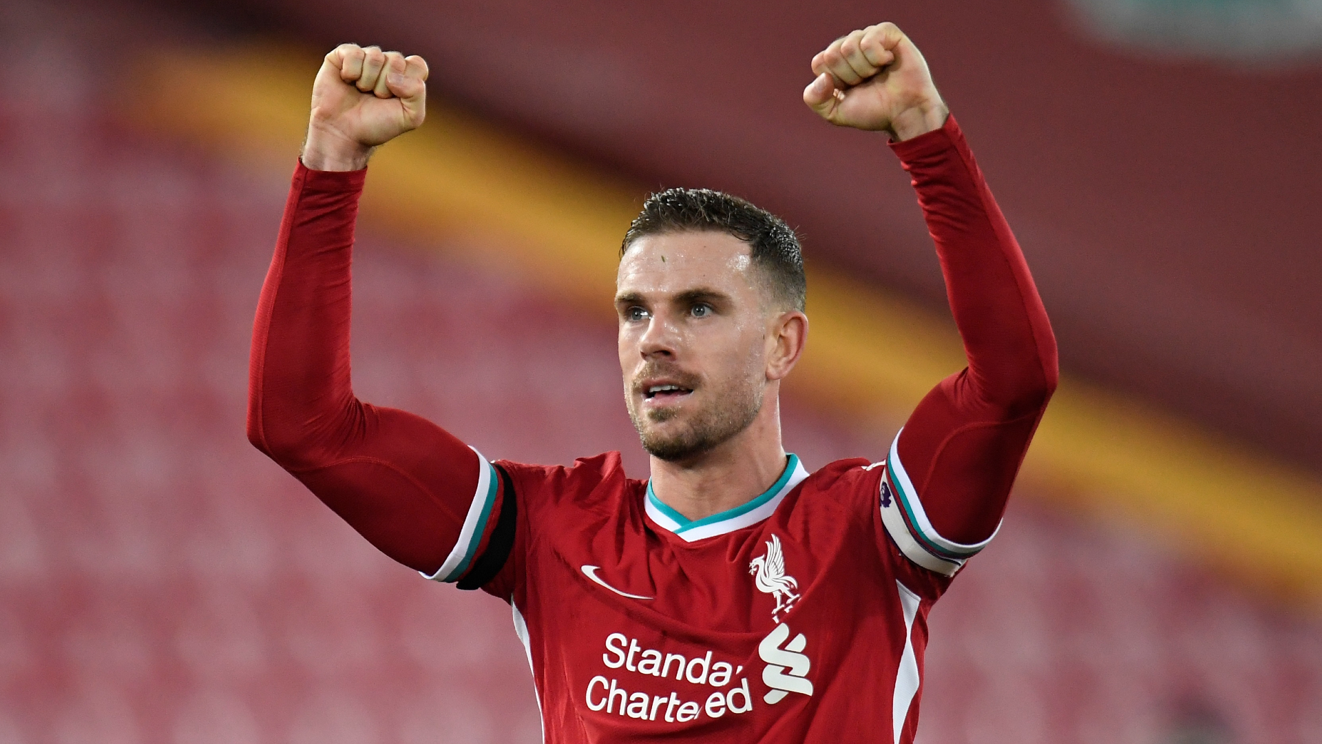 Henderson thanks 'immense' Liverpool fans ahead of final Reds home game of historic 2020