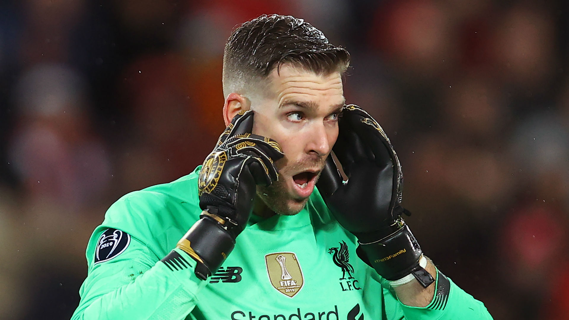 Adrian credits fellow goalkeeper Oblak for inspiring Atletico Madrid to beat Liverpool in Champions League