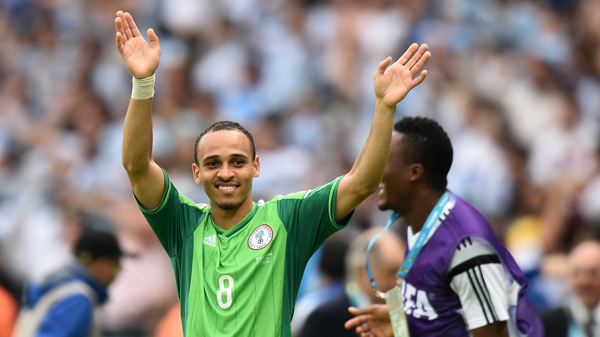 Former Nigeria winger Odemwingie to focus on his education after illustrious football career