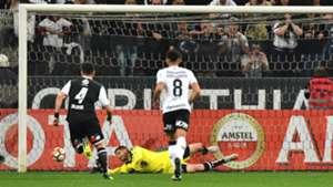 AFP Corinthians Colo Colo Copa CONMEBOL Libertadores 29082018 Agustin Orion