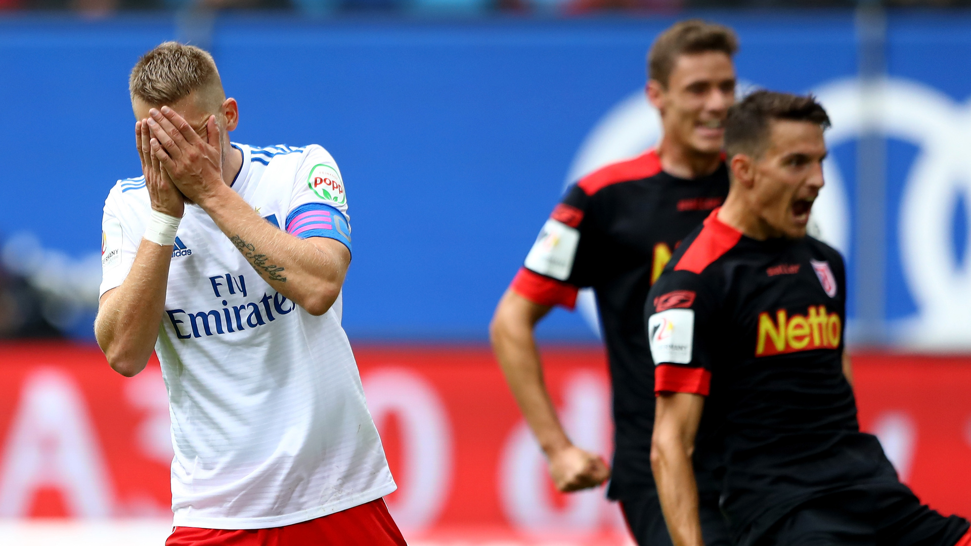 Hsv Gegen Greuther FГјrth