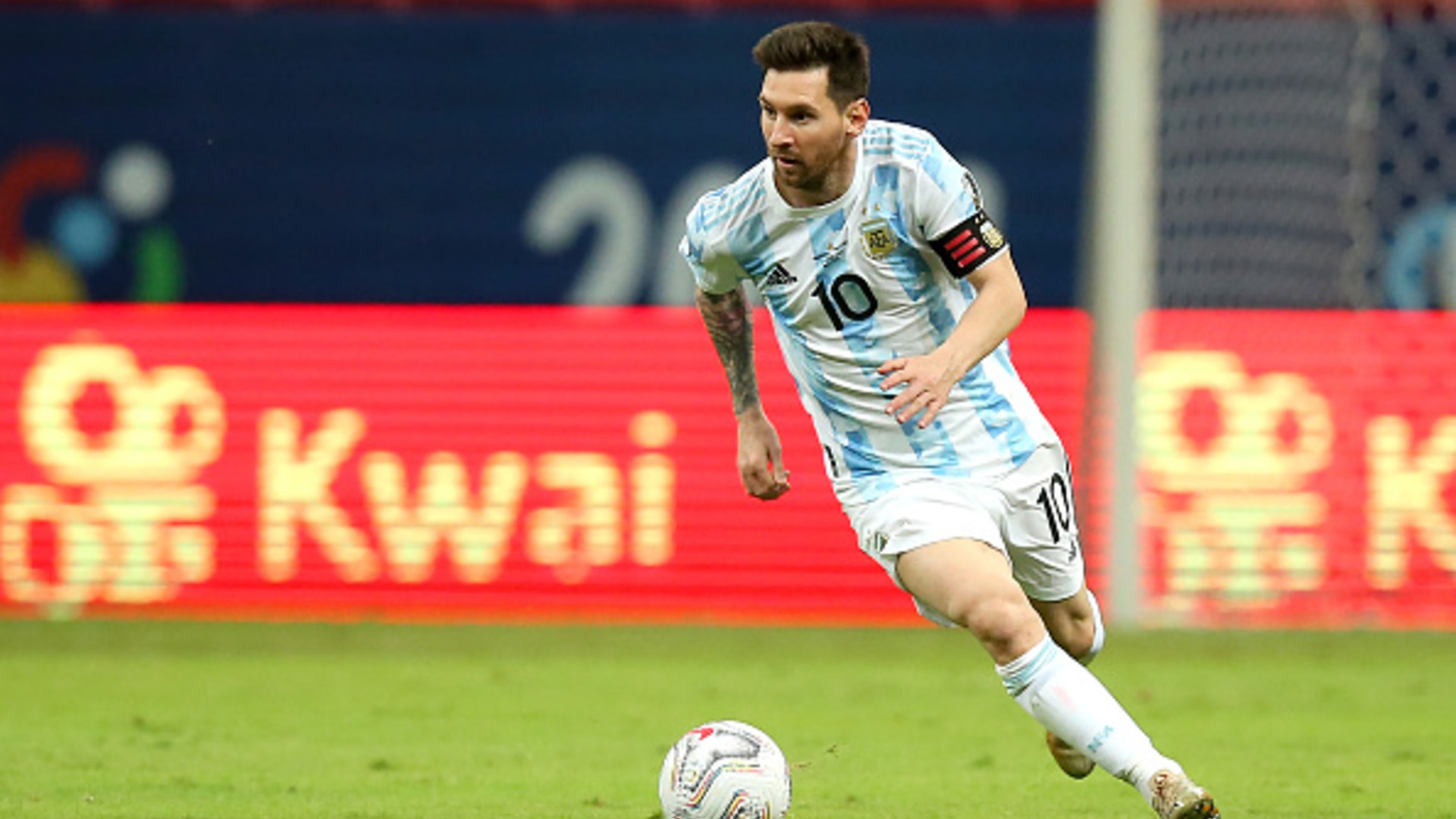 Analysing Lionel Messi's 76 international goals - Which team has the Argentine star scored the most against?