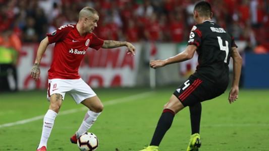 Andres Dalessandro Internacional River Copa Libertadores 03042019