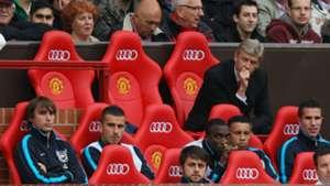 Arsene Wenger Manchester United 8-2 Arsenal