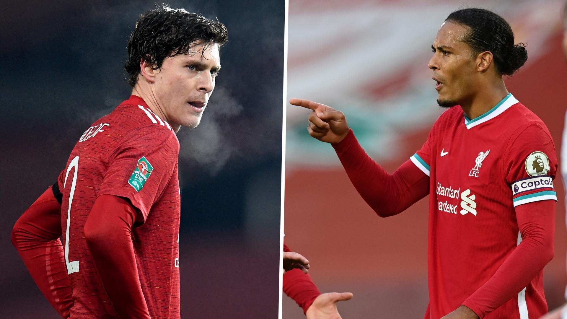 'Man Utd picked Lindelof over Van Dijk in gobsmacking call' - Austin says Dutchman always wanted Liverpool