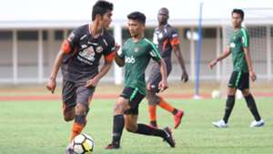 T.M Ichsan - Timnas Indonesia U-23 vs Semen Padang