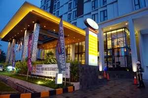 Khách sạn của Olympic Việt Nam ở Indonesia