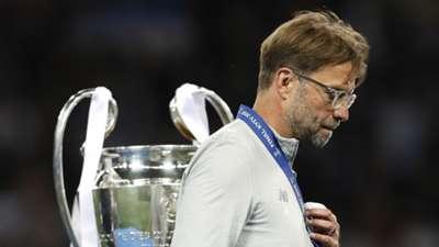 Jurgen Klopp Liverpool Champions League 2017-18