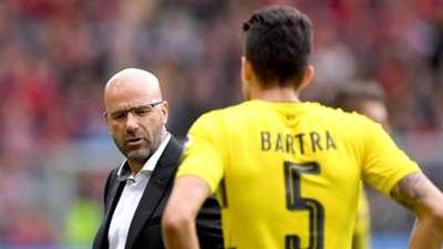 Bosz Bartra Dortmund Freiburg 09092017