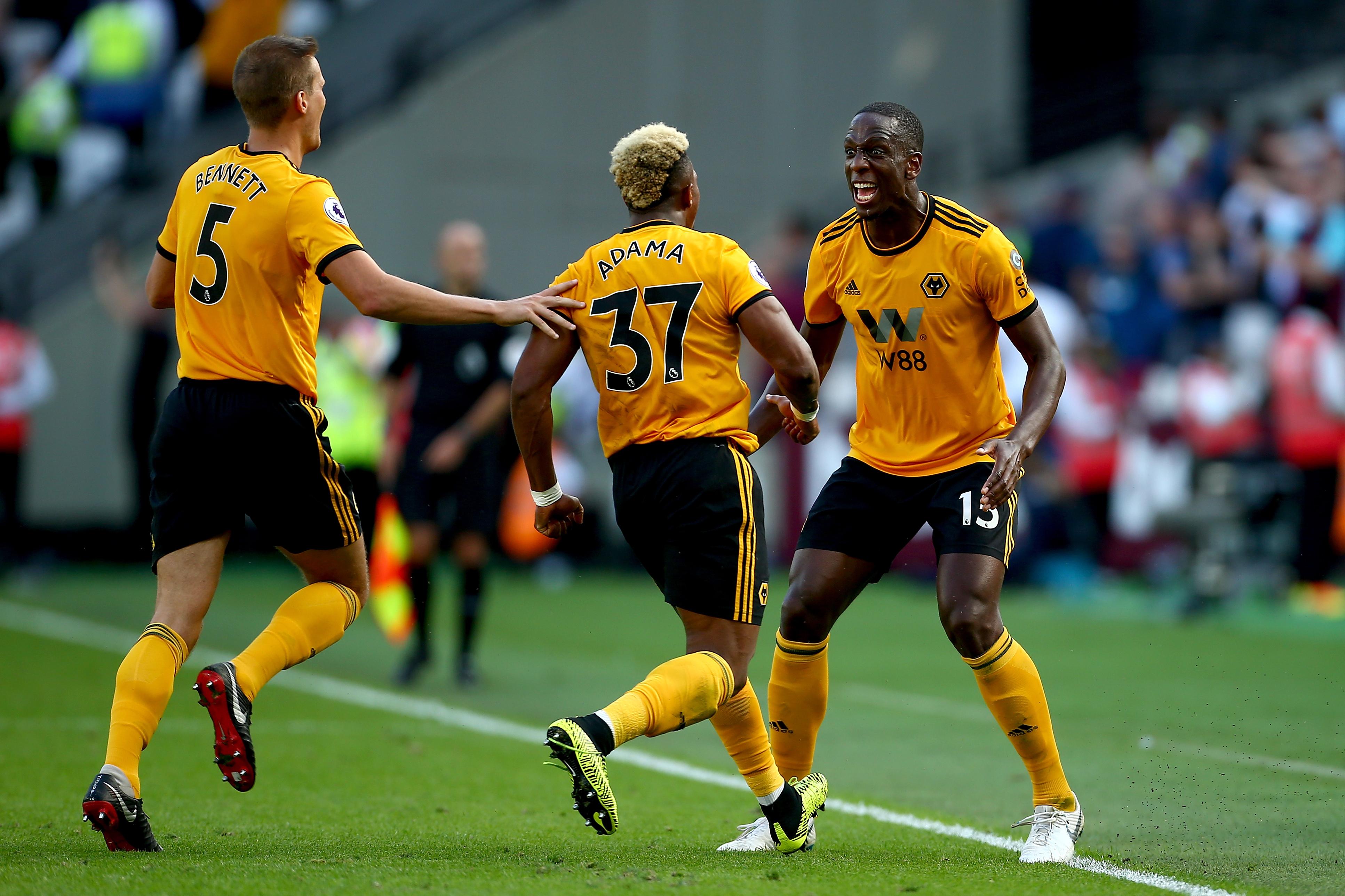 Quien Es Adama Traore El Extremo Espanol Del Wolverhampton Que Es La Sensacion En La Premier League Goal Com
