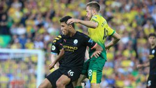 Rodri Manchester City Norwich City Premier League 2019