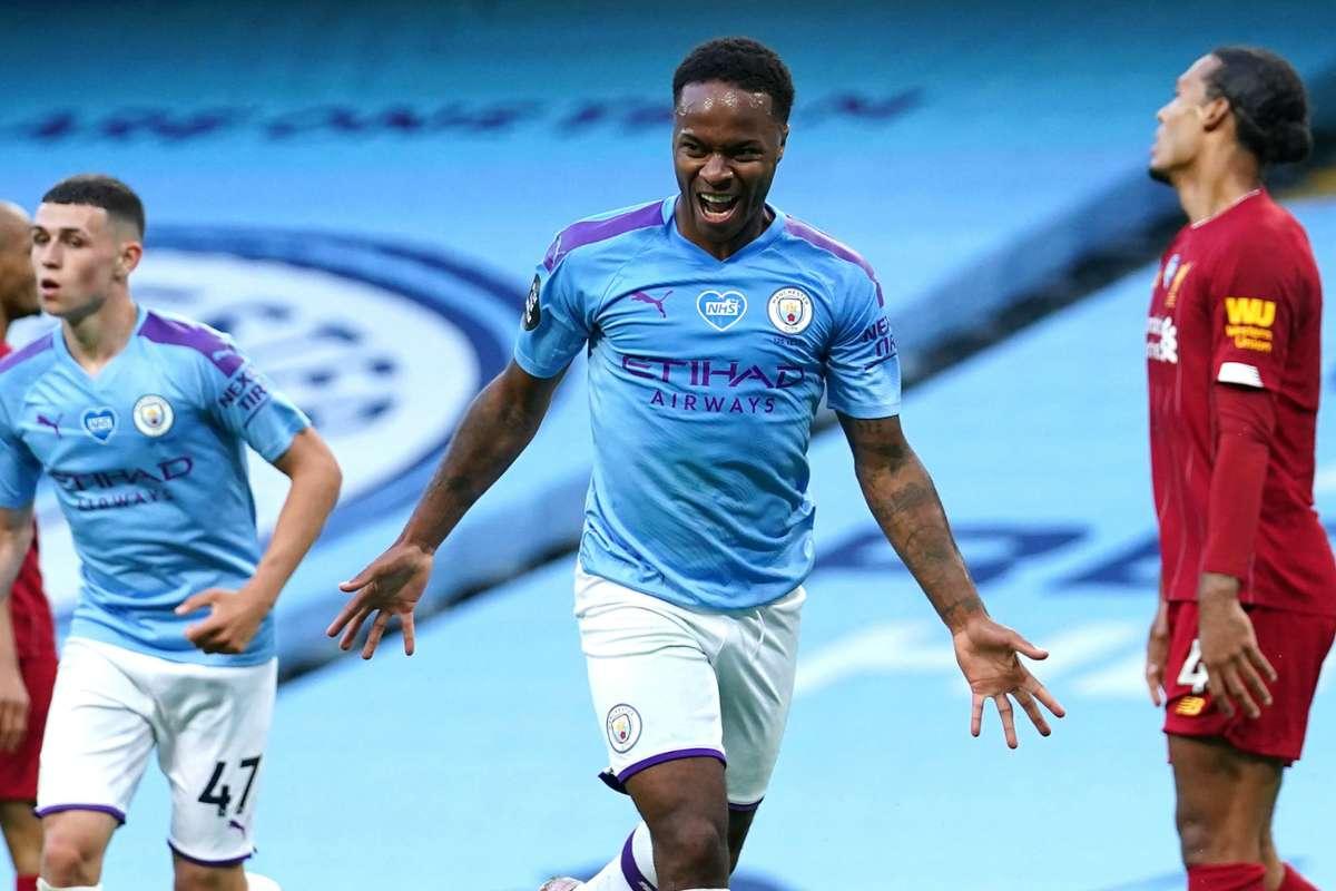 Laporan Pertandingan Manchester City Vs Liverpool Goal Com