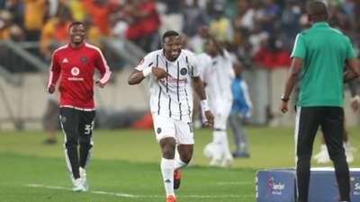 Tshegofatso Mabasa, Orlando Pirates, September 2019