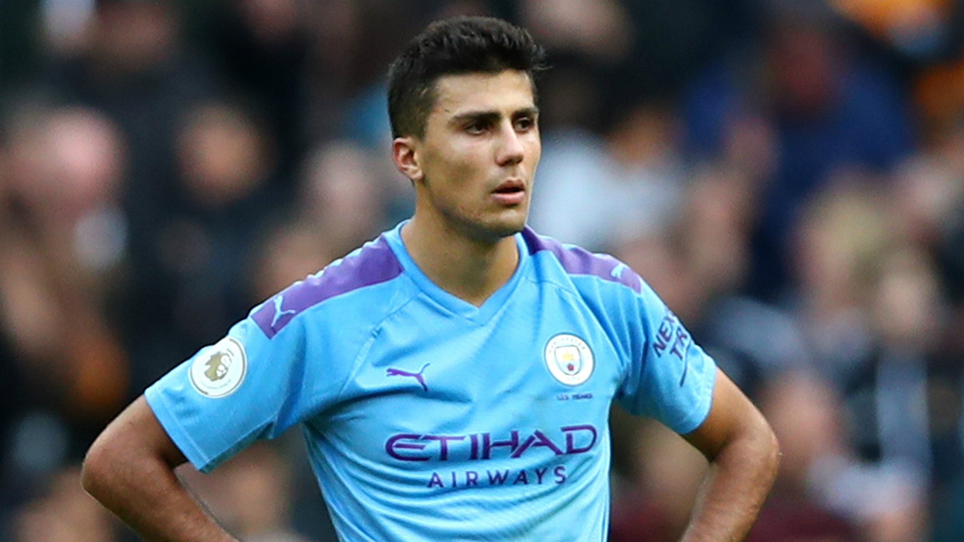 Rodri calls Liverpool the 'best team in England and Europe'