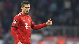 Robert Lewandowski FC Bayern 27112018