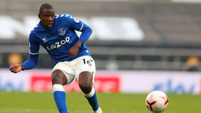 Abdoulaye Doucoure Everton 2020-21