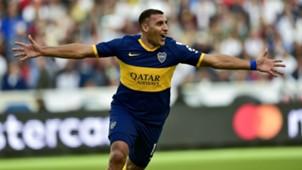 Ramon Wanchope Abila Liga de Quito Boca Copa Libertadores 21082019