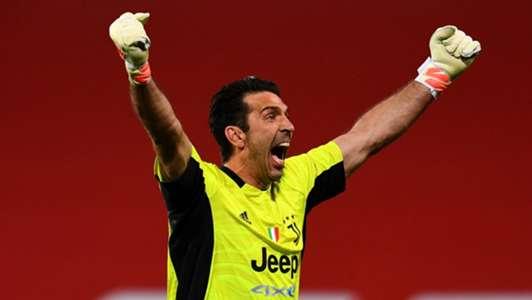 Buffon makes sensational Parma return after leaving Juventus   Goal.com