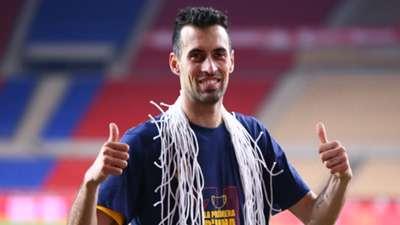 Sergio Busquets - Barcelona 2020/21