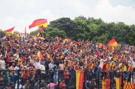 East Bengal fans