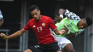 Samuel Kalu - Nigeria vs. Libya